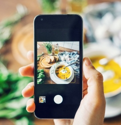 INSTAGRAM PER A RESTAURANTS