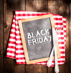 BLACK FRIDAY AL MEU RESTAURANT? PER QUÈ NO?