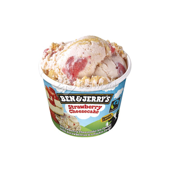 STRAWBERRY CHEESECAKE - BEN&JERRY'S