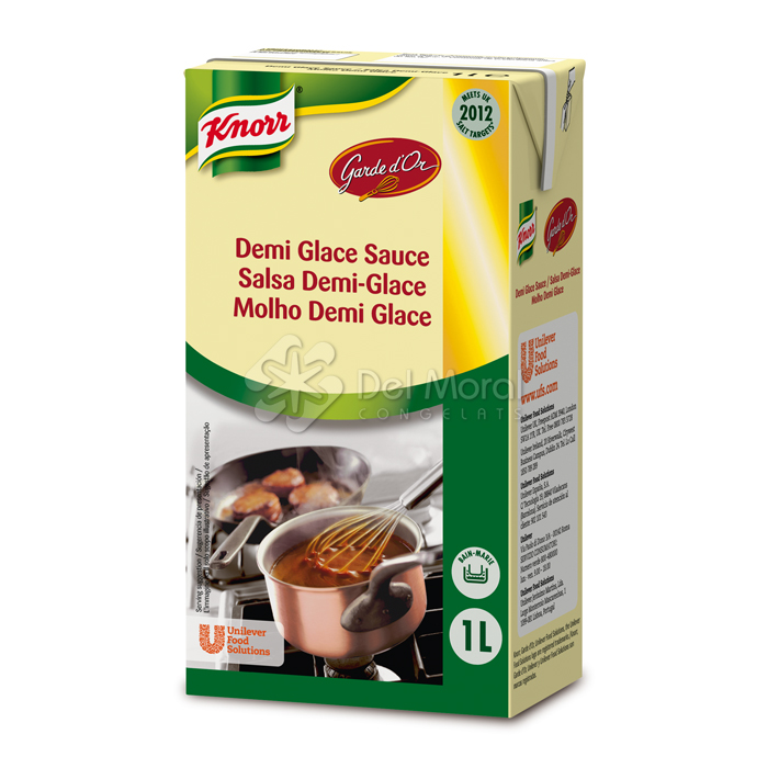 GARDE D'OR DEMI-GLACE - KNORR