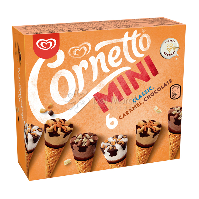 6 CORNETTO MIX MINI - FRIGO