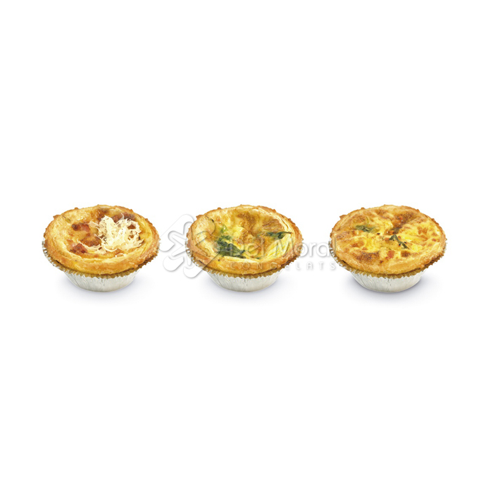 ASSORTIMENT MINI QUICHES - FRIPAN